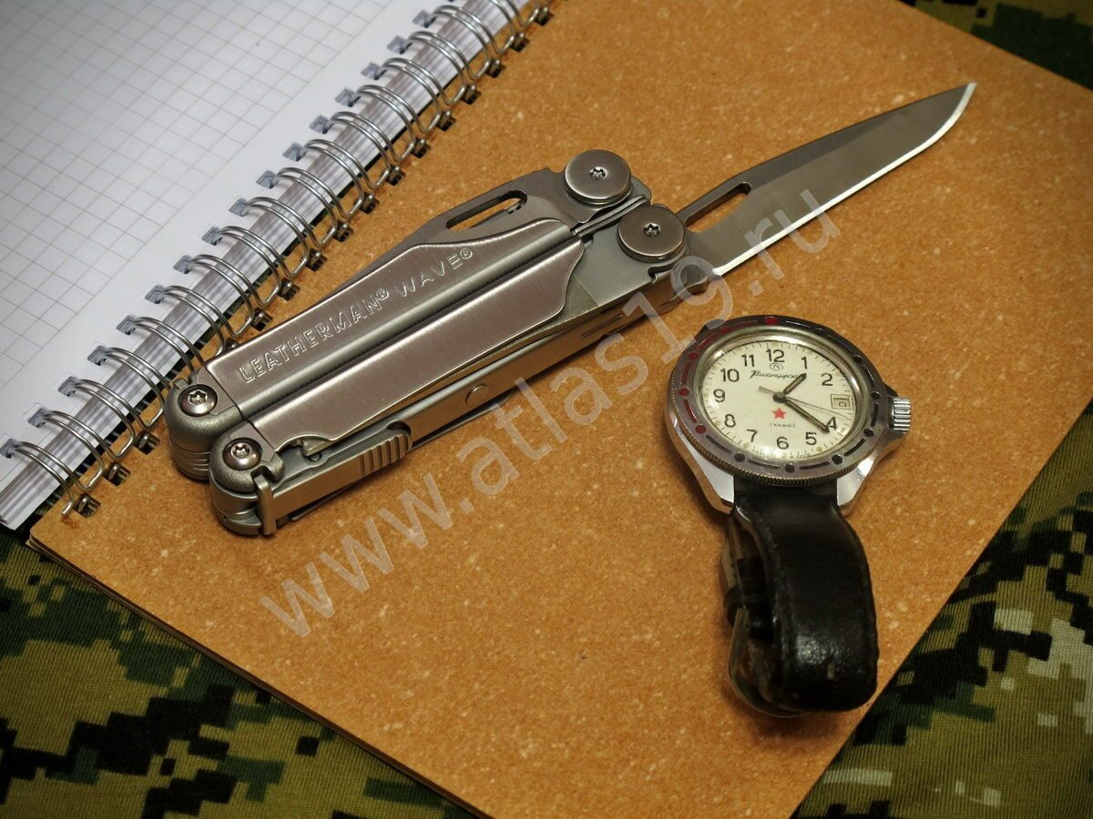 "Мультитул Leatherman ""Wave"" 830078"